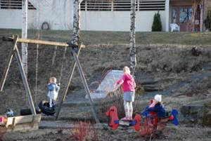Lekeplassene på Gullhaug